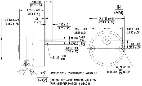 lsg35 geared diagrams